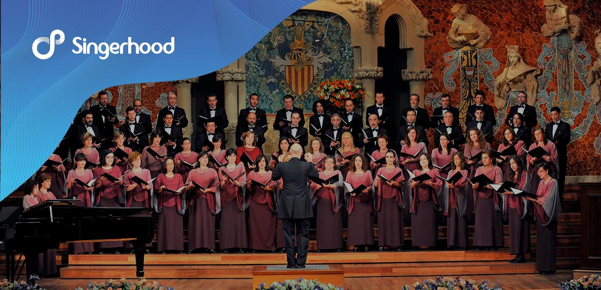 Conciertos WSCM: Orfeò Català (España). Ensemble Vine (Japón). Elektra Women's Choir (Canadá).